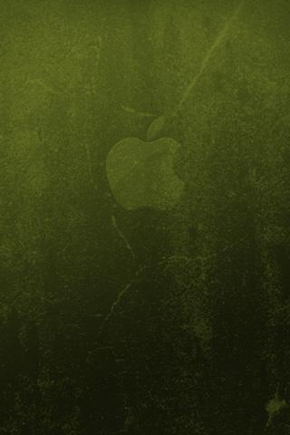 AppleGrunge_Green