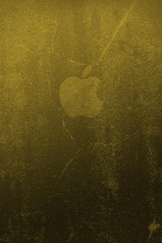 AppleGrunge_Yellow