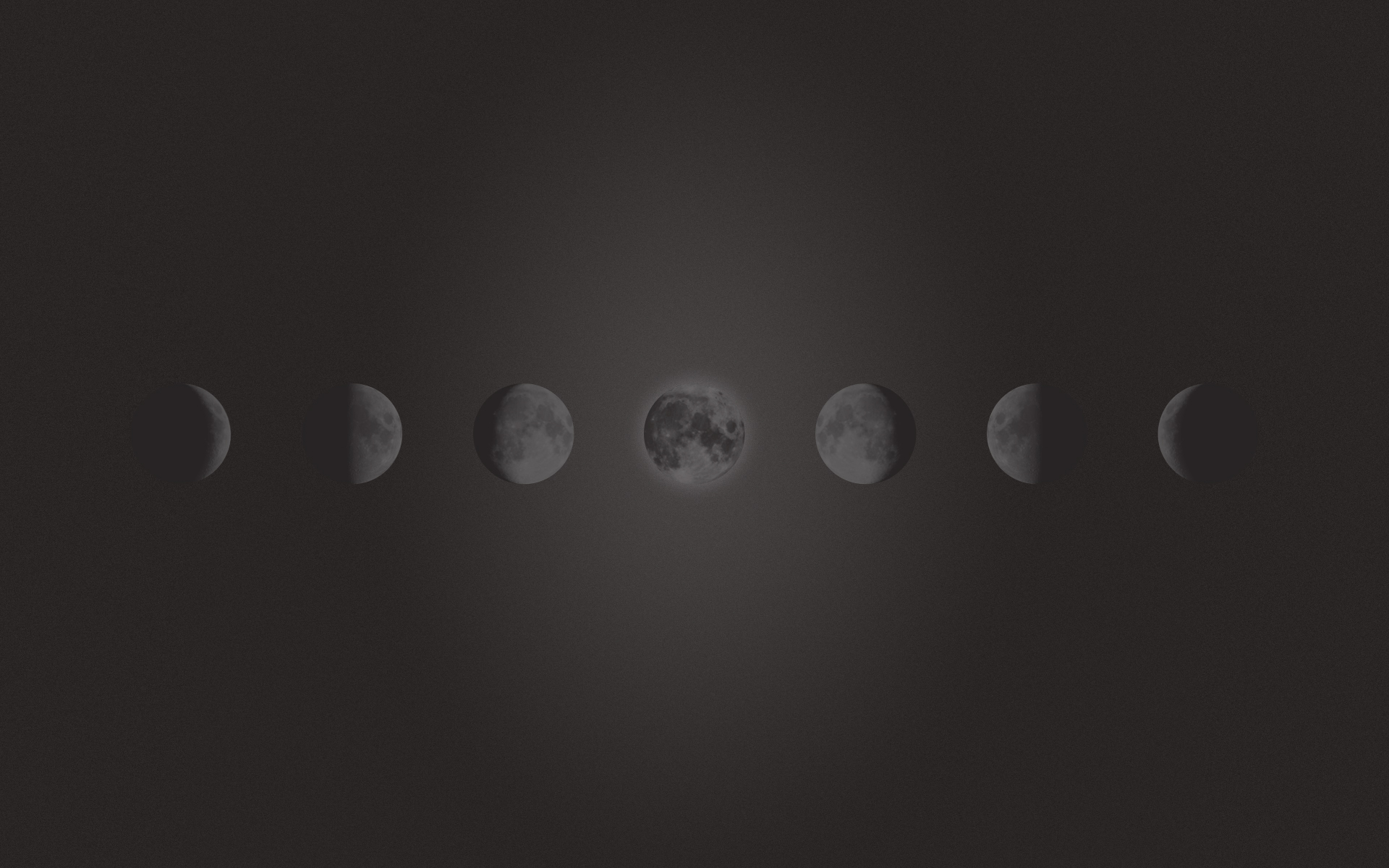 Freebie Phases Of The Moon Wallpaper Maddison Designs