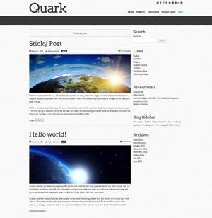 Quark Blog